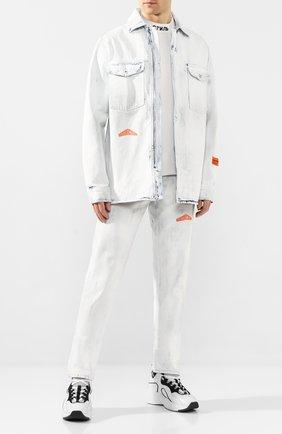 Джинсовая рубашка   Фото №2