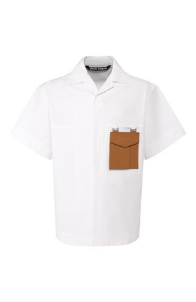 Хлопковая рубашка   Фото №1