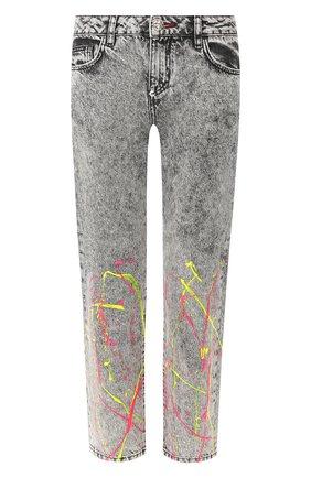 Женские джинсы PHILIPP PLEIN серого цвета, арт. S20C WDT1320 PDE004N | Фото 1