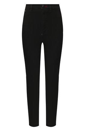 Женские джинсы PHILIPP PLEIN черного цвета, арт. S20C WDT1310 PDE004N | Фото 1
