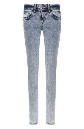 Женские джинсы PHILIPP PLEIN синего цвета, арт. S20C WDT1313 PDE004N | Фото 1