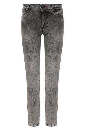 Женские джинсы PHILIPP PLEIN серого цвета, арт. S20C WDT1337 PDE004N | Фото 1