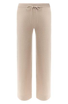 Женские кашемировые брюки THEORY бежевого цвета, арт. J1018712 | Фото 1