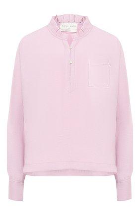 Женская блузка FORTE_FORTE сиреневого цвета, арт. 7040 | Фото 1