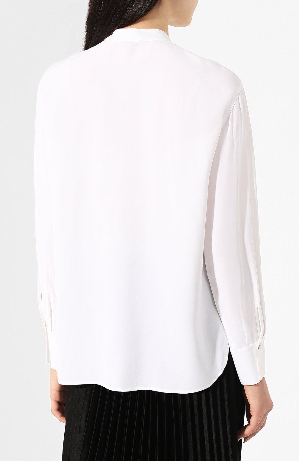 Рубашка из вискозы | Фото №4