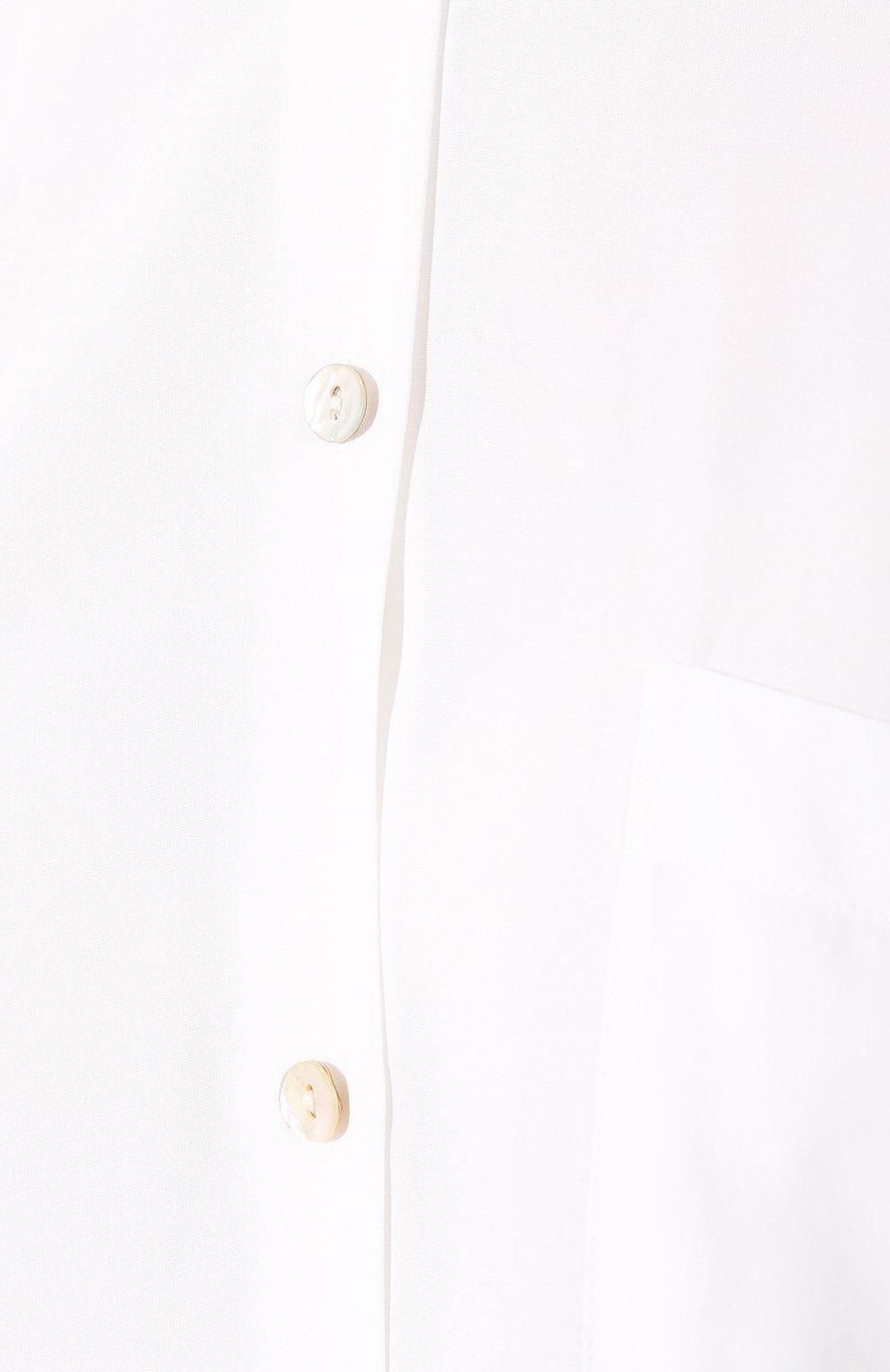 Рубашка из вискозы | Фото №5