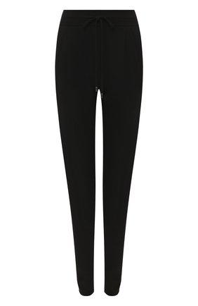 Женские хлопковые брюки TAK.ORI черного цвета, арт. PTK50019WV100SS20 | Фото 1