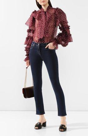 Женские кожаные мюли keira DOLCE & GABBANA черного цвета, арт. CR0901/AX191 | Фото 2