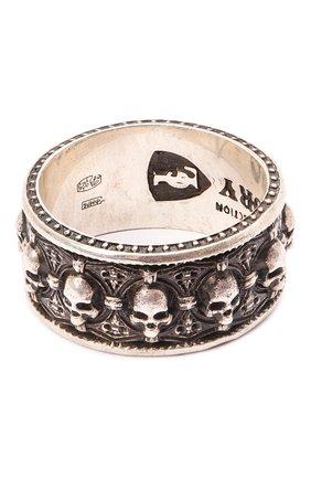 Серебряное кольцо Jolly Roger | Фото №1