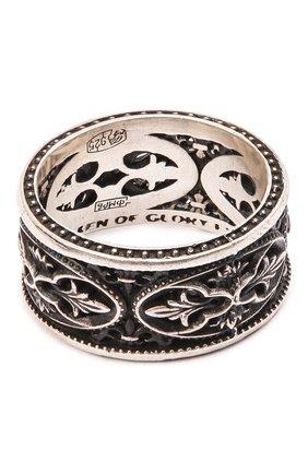 Серебряное кольцо Акантус | Фото №1