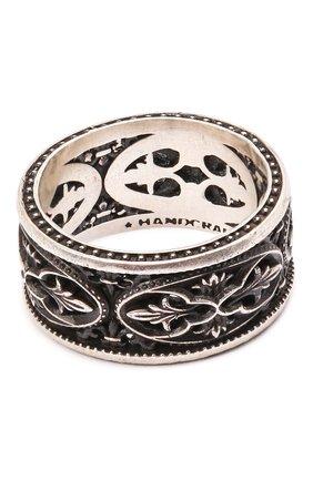 Серебряное кольцо Акантус | Фото №2