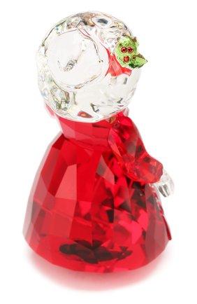 Мужская статуэтка mrs. claus SWAROVSKI красного цвета, арт. 5464887 | Фото 2