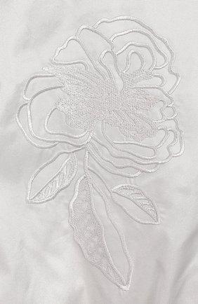 Детского комплект на выписку престиж CHEPE серого цвета, арт. 051002 | Фото 6