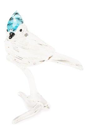 Мужская статуэтка blue jay SWAROVSKI прозрачного цвета, арт. 5470647 | Фото 1