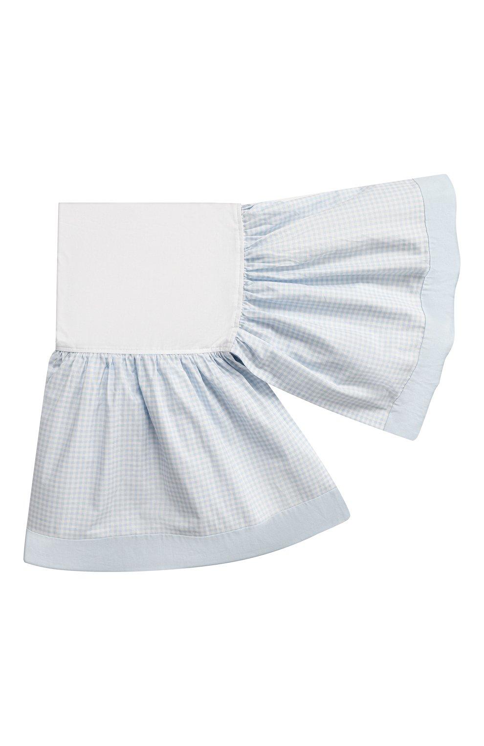 Детского комплект для кровати A&A BABY GLAM голубого цвета, арт. M7 BL 0301 12565 4 | Фото 4