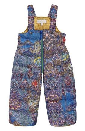 Комплект из пуховой куртки и комбинезона Кашмир | Фото №2