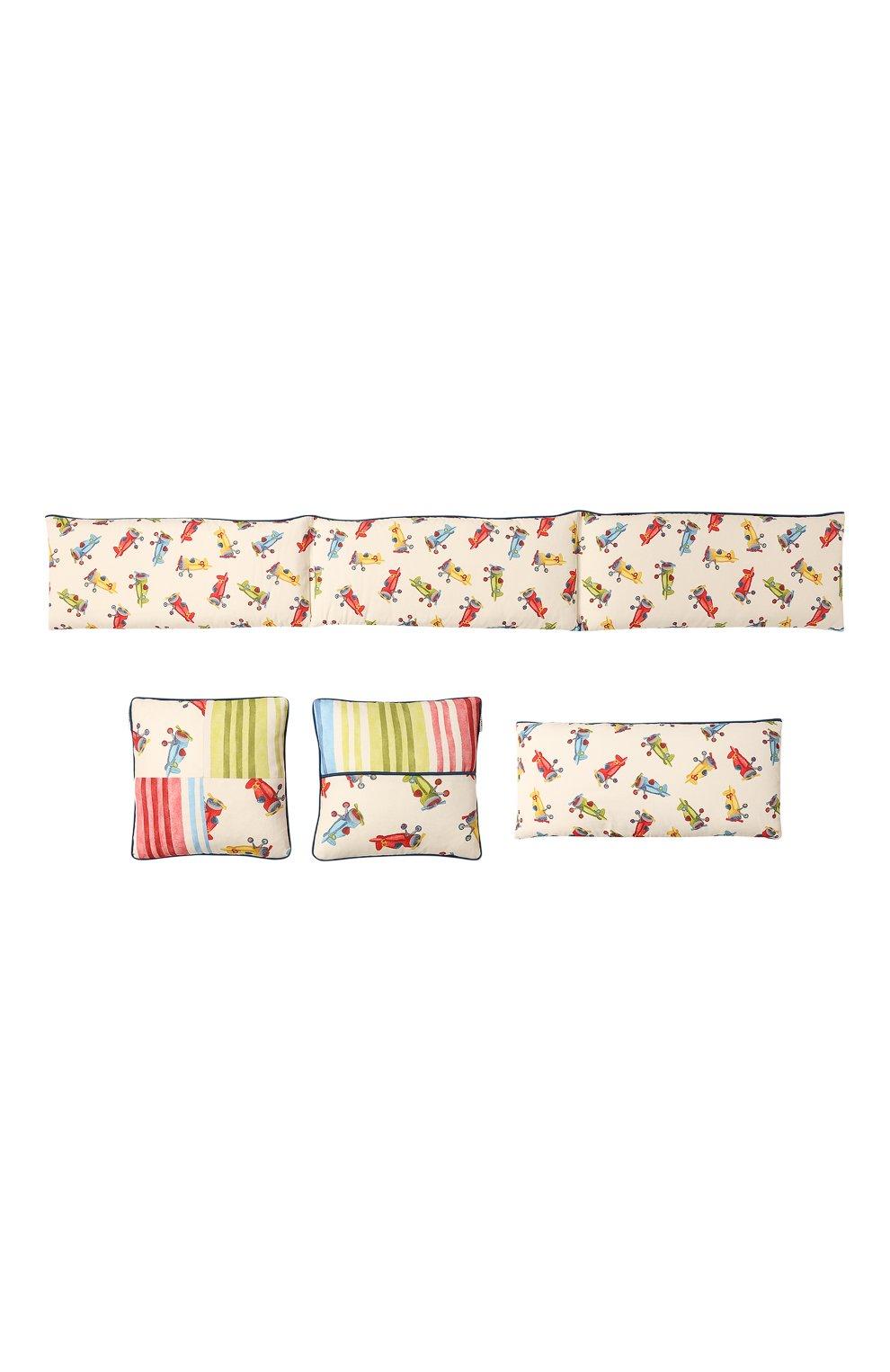 Детского комплект для кровати A&A BABY GLAM разноцветного цвета, арт. LFL 14070 0201 | Фото 1