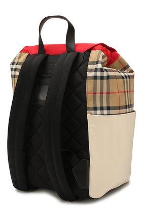 Детская рюкзак BURBERRY разноцветного цвета, арт. 8023904 | Фото 2