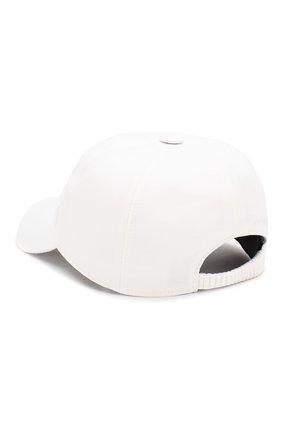 Мужской шерстяная бейсболка Z ZEGNA белого цвета, арт. ZEI60/B7R | Фото 2