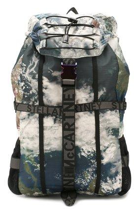 Мужской текстильный рюкзак STELLA MCCARTNEY разноцветного цвета, арт. 700060/WU070   Фото 1