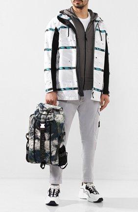 Мужской текстильный рюкзак STELLA MCCARTNEY разноцветного цвета, арт. 700060/WU070   Фото 2