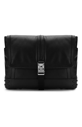 Мужская кожаная сумка TOD'S черного цвета, арт. XBMTDSY9200ND6 | Фото 1