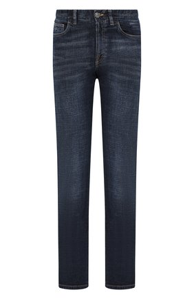 Мужские джинсы BRIONI темно-синего цвета, арт. SPNJ0L/P9D38/STELVI0 | Фото 1