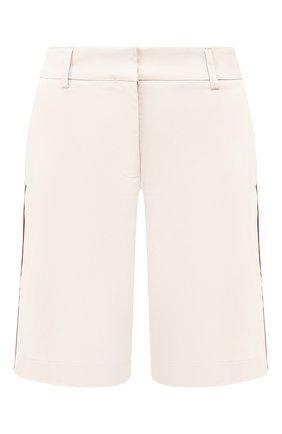 Женские хлопковые шорты ELEVENTY бежевого цвета, арт. A80PANA11 TES0A168 | Фото 1