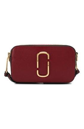 Женская сумка snapshot small MARC JACOBS (THE) красного цвета, арт. M0012007 | Фото 1