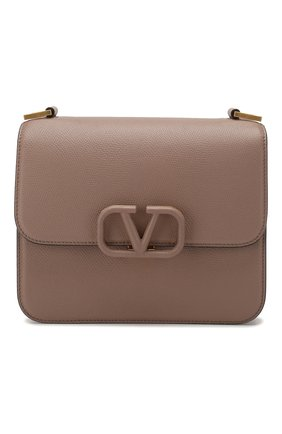 Женская сумка valentino garavani vsling medium VALENTINO темно-бежевого цвета, арт. TW2B0F00/RQR | Фото 1