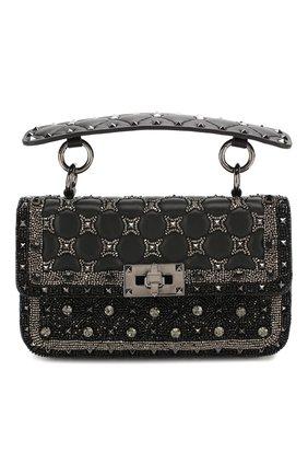 Женский сумка valentino garavani spike.it VALENTINO черного цвета, арт. TW2B0123/XTW | Фото 1