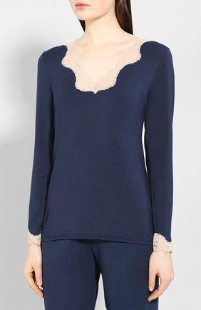 Женская пижама ANTIGEL синего цвета, арт. ENA2006-ENA0806 | Фото 2