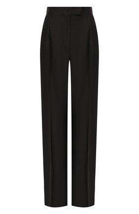 Женские шелковые брюки RASARIO черного цвета, арт. 0085W9_1 | Фото 1
