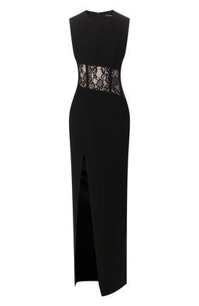 Женское платье-макси RASARIO черного цвета, арт. 0055S20_1 | Фото 1