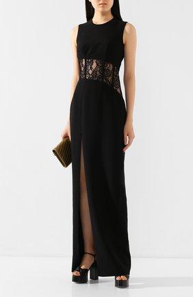 Женское платье-макси RASARIO черного цвета, арт. 0055S20_1 | Фото 2
