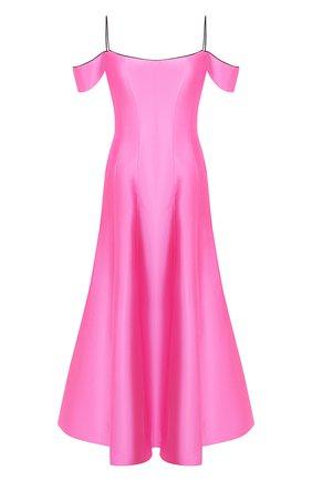 Женское шелковое платье RASARIO розового цвета, арт. 0045S20_3 | Фото 1