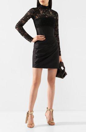 Женское мини-платье RASARIO черного цвета, арт. 0041S20_1 | Фото 2