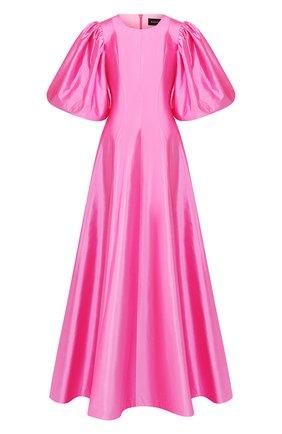 Женское шелковое платье RASARIO розового цвета, арт. 0066S20_3 | Фото 1