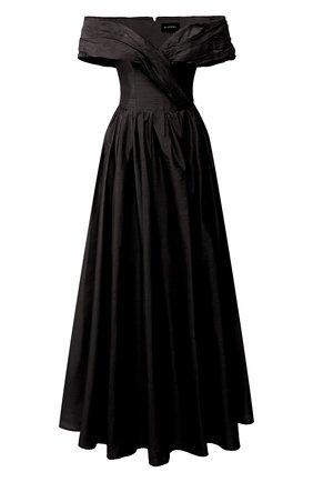 Женское платье-макси RASARIO черного цвета, арт. 0034S20_1 | Фото 1