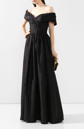 Женское платье-макси RASARIO черного цвета, арт. 0034S20_1 | Фото 2