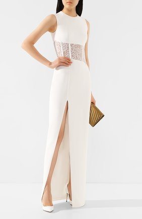 Женское платье-макси RASARIO белого цвета, арт. 0055S20_2 | Фото 2