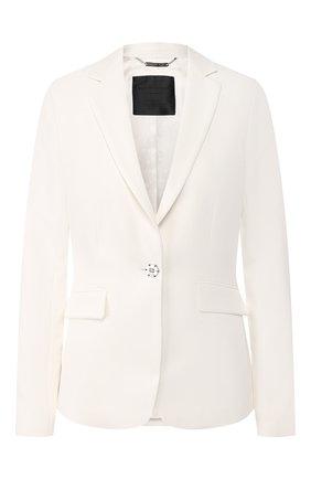 Женский жакет PHILIPP PLEIN белого цвета, арт. S20C WRF0318 PTE003N | Фото 1