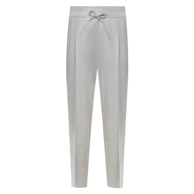 Шерстяные брюки Windsor