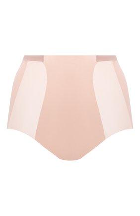 Женские трусы-шорты RITRATTI MILANO розового цвета, арт. 14618 | Фото 1