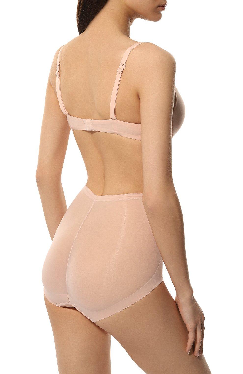Женские трусы-шорты RITRATTI MILANO розового цвета, арт. 14618 | Фото 3