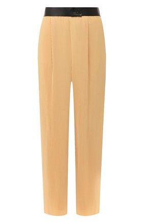 Женские брюки AKIRA NAKA желтого цвета, арт. AR2042-YE | Фото 1
