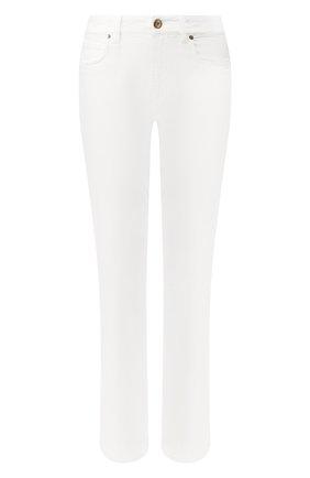 Женские джинсы BRUNELLO CUCINELLI белого цвета, арт. M0H43P5525 | Фото 1