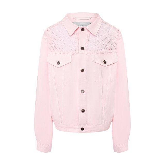 Джинсовая куртка Forte Dei Marmi Couture.