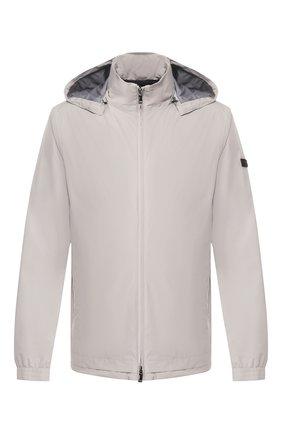 Мужская куртка Z ZEGNA серого цвета, арт. VU019/ZZ078 | Фото 1