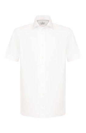 Мужская хлопковая сорочка VAN LAACK белого цвета, арт. RIVARA-S-TFN/150046 | Фото 1